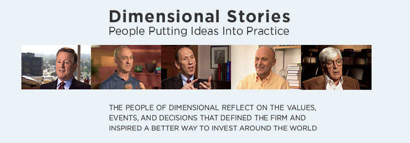 dfa dimensional fund advisors Experience dimensional investing learn how we put financial science to work for clients around the world.