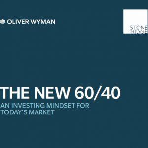 The New 60/40 Portfolio